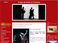 Cours et stages tango argentin Provence