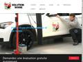 Réparation et débosselage de carrosserie
